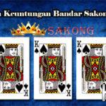 Dapatkan Keuntungan Bandar Sakong Online